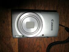 Canon PowerShot ELPH 180 Digital Camera w/ Battery