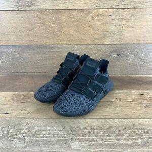 New Adidas Original Prophere CQ2126 Core Black Athletic Sneakers Men's Size 9 US