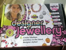 Make Designer Jewellery (earrings, Necklaces, Bracelets, Pendants) Craft Kit