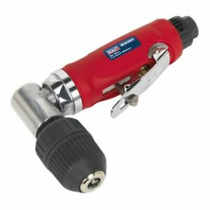 Sealey Air Angle Drill with �10mm Keyless Chuck GSA231