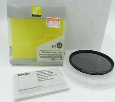 Nikon Circular Polarizing Filter II 72mm in Plastic Case  #MAP-USEDRC