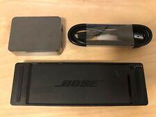 Bose SoundLink Mini II Charging Cradle Black Bundle Pack Great Deal