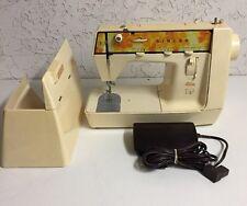 Vintage Singer Genie 353 Lightweight Portable Compact Zigzag Sewing Machine