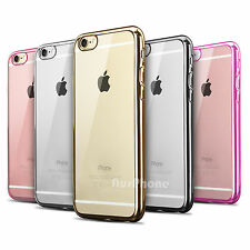 Unbranded/Generic Glossy Mobile Phone Bumpers for iPhone 6s