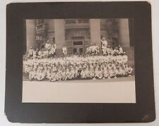 YALE COLLEGE class 1899 reunion WOOLSEY HALL Pach Bros NEW HAVEN vintage photo