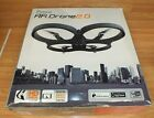 AR Drone 2.0 Parrot Academy - Remote Controlled Flying Toy in Box **READ**