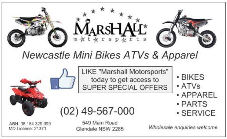 Newcastle_Bikes_ATVs_&_Apparel