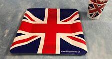 48 Piece Tableware Set Union Jack 24 Plates and 24 Cups British Patriotic Events