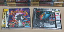 Fighting Vipers Sega Saturn Japan Jpn AM2 Yu Suzuki NTSC-J * Brand New Sealed *