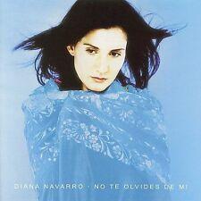 Diana Navarro - No Te Olvides de Mi [CD](2005, Warner Latina #62719-2)