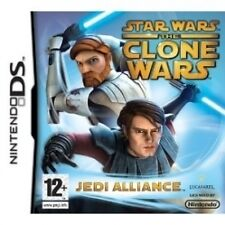 Star Wars The clone Wars  Nintendo NDS DS DSi 3DS 2DS Lite XL CART ONLY