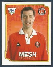MERLIN 1999-PREMIER LEAGUE 99- #093-CHARLTON & WALES-WEST HAM-NORWICH-MARK BOWEN