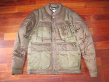 AUTH NEW BARBOUR X WHITE MOUNTAINEERING WHINYAMA QUILT JACKET MENS SZ S