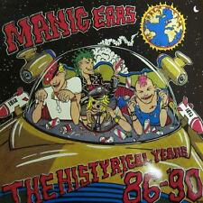 Various Punk(CD Album)Manic Ears The Histyrical Years 86-90-Manic Ears-New