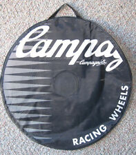 New Black Campagnolo Single Wheel Bag Campy.
