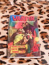 Wampir, photohistoires d'épouvante: Frankenstein contre l'homme-loup - 1967