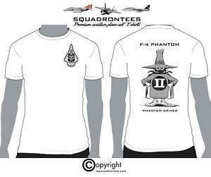F-4 Phantom Man Driver - Premium Plane Art T-Shirt