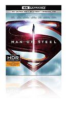 MAN OF STEEL (4K ULTRA HD) - Blu Ray -  Region free