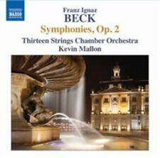 Franz Ignaz Beck: Symphonies, Op. 2, New Music