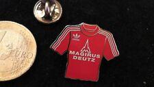 FCB FC Bayern München Trikot Pin 1980 Deutscher Meister Magirus Deutz selten ori