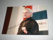 Samy Molcho Pantomime signed signiert autograph Autogramm auf 20x28 Foto