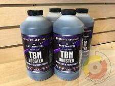 Hot Shot's Secret TBN Booster, Diesel Oil Additive, 4 - 32oz Bottles