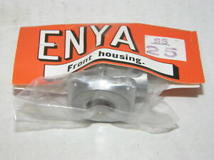 FRONT HOUSING FOR THE ENYA ENGINE SS.25 (Part # S2507) NIB