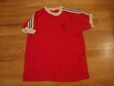 b46cea102c2af adidas Red Original Vintage T-Shirts for Men for sale   eBay