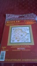 Riolis - Heart - cross stitch kit 1353