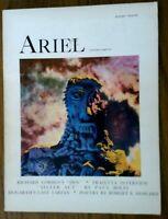 Ariel Fantasy Magazine #1 - Frank Frazetta, Den, Tarzan 1976  RIP Richard Corben