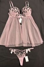 Primark Normal Strap Lingerie & Nightwear for Women with Matching Knickers