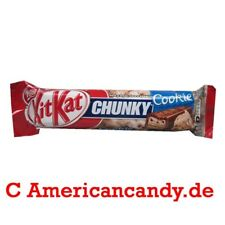 Neues Kit Kat mit Kuchencreme-Geschmack: 6x KitKat Chunky Cookie (23,77€/kg)