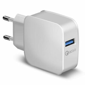 Caricabatterie USB Quick Charge 3.0 Caricatore Rapido Ricarica Veloce QC 3A