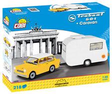 COBI Trabant 601 + Caravan (24590) - 218 elem. - East Germany youngtimer car