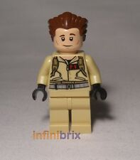 lego dr. peter venkman aus set 21108 ghostbusters ecto - 1 keine proton pack idee 004