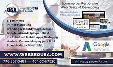 WORDPRESS CUSTOM WEBSITE DESIGN-MOBILE & RESPONSIVE