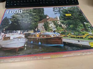 1000 Piece Jigsaw Puzzle - Brand New - Canal