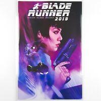 Blade Runner 2019 #1 Comic Forbidden Planet Ben Oliver Exclusive Variant LTD 500