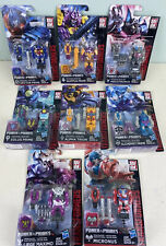 Transformers Power of the Primes Prime Masters Bulk Lot x 8