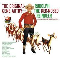 Gene Autry - The Original: Gene Autry Sings Rudolph The Red Nosed Reind (NEW CD)