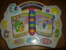 Euc Care Bears Care-a-lot Learning Center Preschool Alphabet Numbers Take a Long