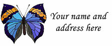 Personalised Address Labels with picture FREE P&P
