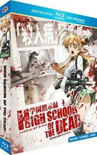 ★High School of the Dead ★ Intégrale + OAV- Edition Saphir [3 Blu-ray]
