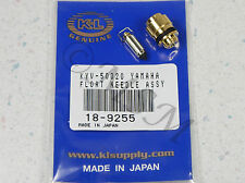 YAMAHA NEW K&L FLOAT VALVE NEEDLE & SEAT A-18-9255