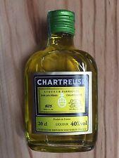 CHARTREUSE JAUNE liquore dei padri certosini  bottiglia da 20 cl con scatola