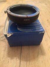 Pixco Canon EOS Camera Lens Adapters, Mounts & Tubes