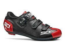 Sidi Alba 2 Road Cycling Shoes - Black/Red [Size:36~47 Eur]