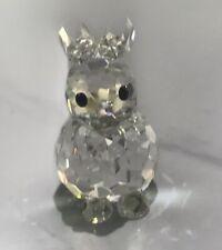 Swarovski Baby Rabbit Figurine