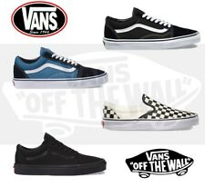 Classic VANS Old Skool Skate Shoes Men/Women  Fashion Canvas Trainers 2020 UK