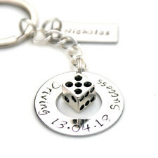 Driving Test Pass Personalised Gift, Car Driver Gift, Men's Personalised Keyring